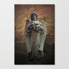 WallaAngel1 Canvas Print