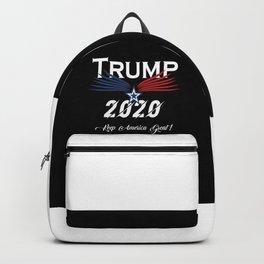 TRUMP 2020 KEEP AMERICA GREAT ! Backpack