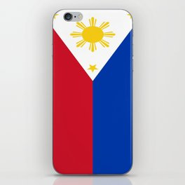 Flag of the Philippines iPhone Skin