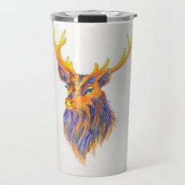 Stag Technicolour Travel Mug