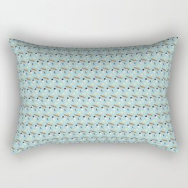 Henrietta Haze Rectangular Pillow