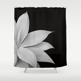 Agave Finesse #2 #tropical #decor #art #society6 Shower Curtain