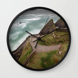 Dunquin Pier,Kerry,Ireland Wall Clock