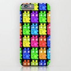 Pixel Gummy Bears iPhone 6s Slim Case