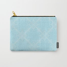 Pool Blue View Watercolor Carry-All Pouch