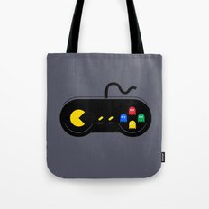 Game of Ghosts Tote Bag