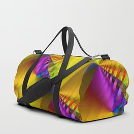 time to be crazy -a- Duffle Bag
