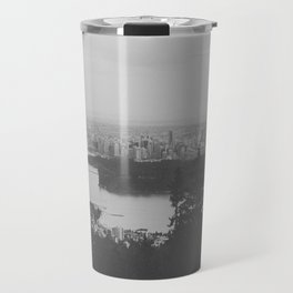 vancouver from cypress mountain. Travel Mug