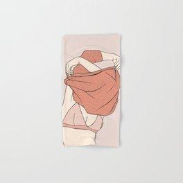 Sweater Struggles Hand & Bath Towel