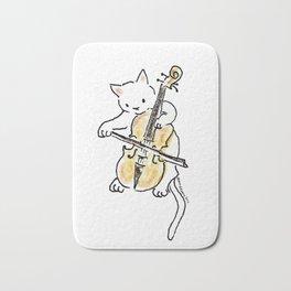 String Meowtet: Abby Bath Mat