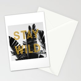 Stay Wild (Palm) Stationery Cards
