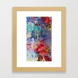 Along the Way Framed Art Print
