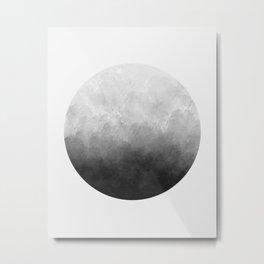 ABSTRACT I Metal Print