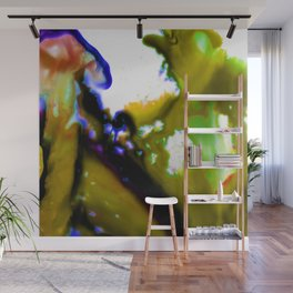 Abstract Bliss 3C by Kathy Morton Stanion Wall Mural