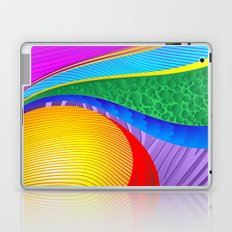 Rainbow Colors Abstract Fantasy Laptop & iPad Skin