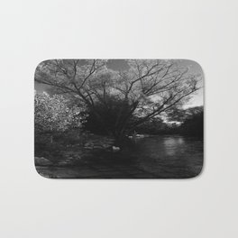 Black river Bath Mat
