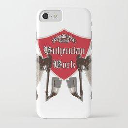 Bagpipes - bohemian bock iPhone Case