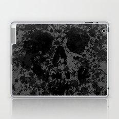 Skull Splash Laptop & iPad Skin