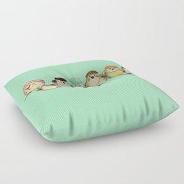Baebsae Birds Floor Pillow