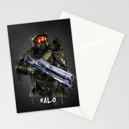 HALO Master Chief Stationery Cards