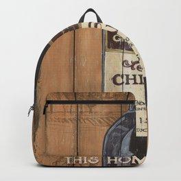 Tuscan Chianti 2 Backpack