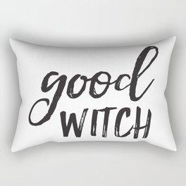 Good Witch Rectangular Pillow