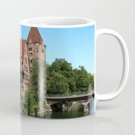 At The Pregnitz - Nuremberg Coffee Mug