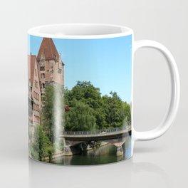 At The Pregnitz - Nuremberg Coffee Mug