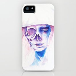 The Oceanids (N01) iPhone Case