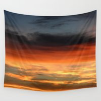 german Wall Tapestries featuring German Dreams by MG-Studio