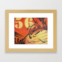 #56 Framed Art Print