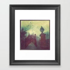 Memories of a Faded Kind Framed Art Print