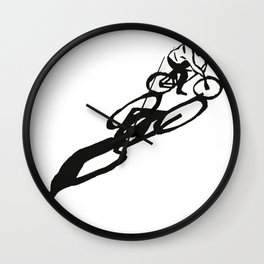 You are a critical mass Wall Clock
