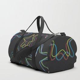 Dont´t move II (Strings) Duffle Bag