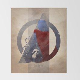 Avengers Assembled: The Myth Throw Blanket