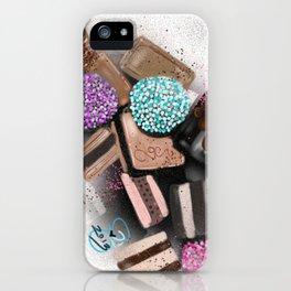 GCD Chocolat Candi Illustration  iPhone Case