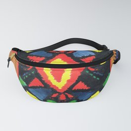 The Resting Floor Fanny Pack