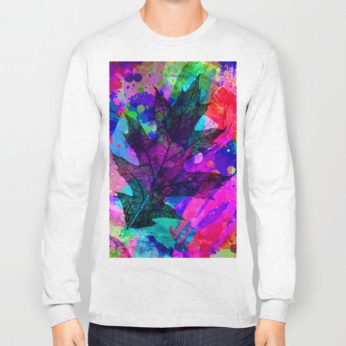 splash leaf ii Long Sleeve T-shirt