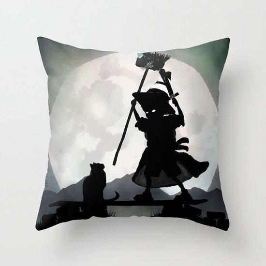 Gandalf Kid Throw Pillow