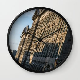 Quebec city #2 Wall Clock