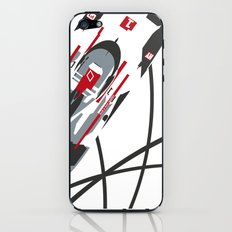e-tron iPhone & iPod Skin