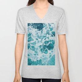 Ocean Splash IV Unisex V-Neck