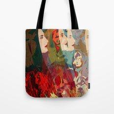 Color Inspiration Tote Bag