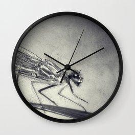 Libelle Wall Clock