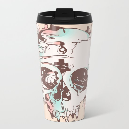 Off I Go (Memories of You) Metal Travel Mug