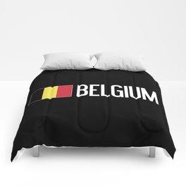 Belgium: Belgian Flag & Belgium Comforters