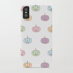 Jack o Lantern pastels  iPhone X Slim Case