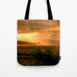 Clearing Squall Tote Bag