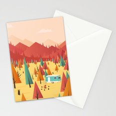 Go out Stationery Cards
