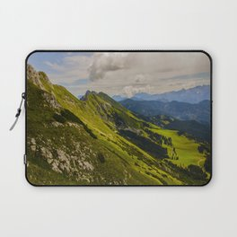 Musical Mountains Laptop Sleeve